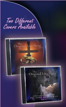 The Original Love Song CD is available with two different covers